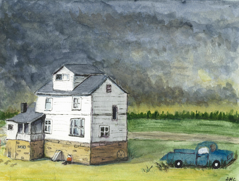 McLaughlin, Alisa--The Storm Inside - Autism Artism 2017