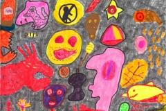 Kavaney, Sawyer--Honeycomb - Autism Artism 2017