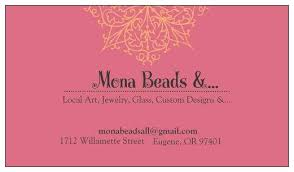 Mona Beads Jewelry & Art Show @ Mona Beads and Jewelry | Eugene | Oregon | United States
