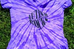 Purple-TieDye-V-neck