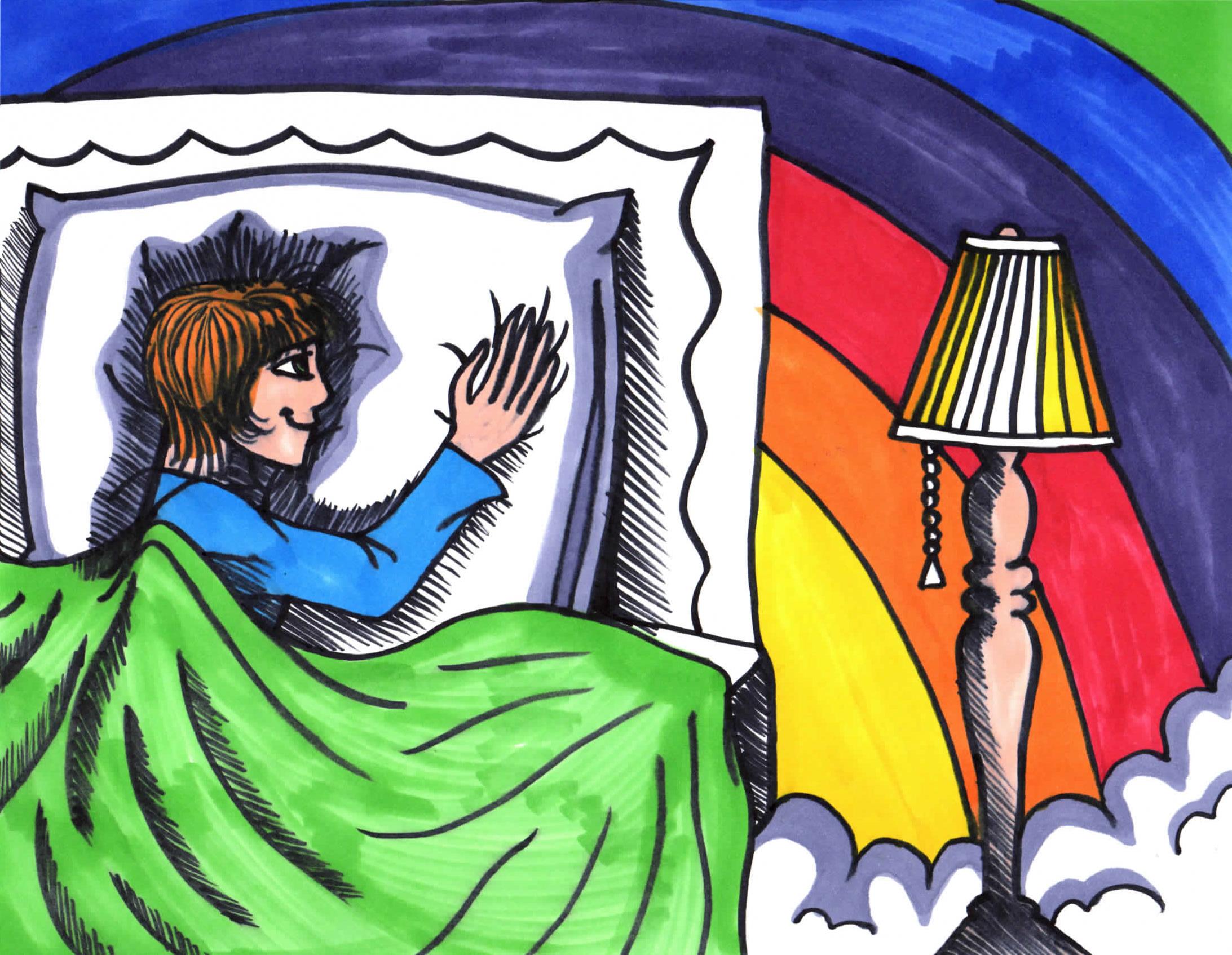 Dahl, Melissa--Rainbow Dreams Await - Autism Artism 2017
