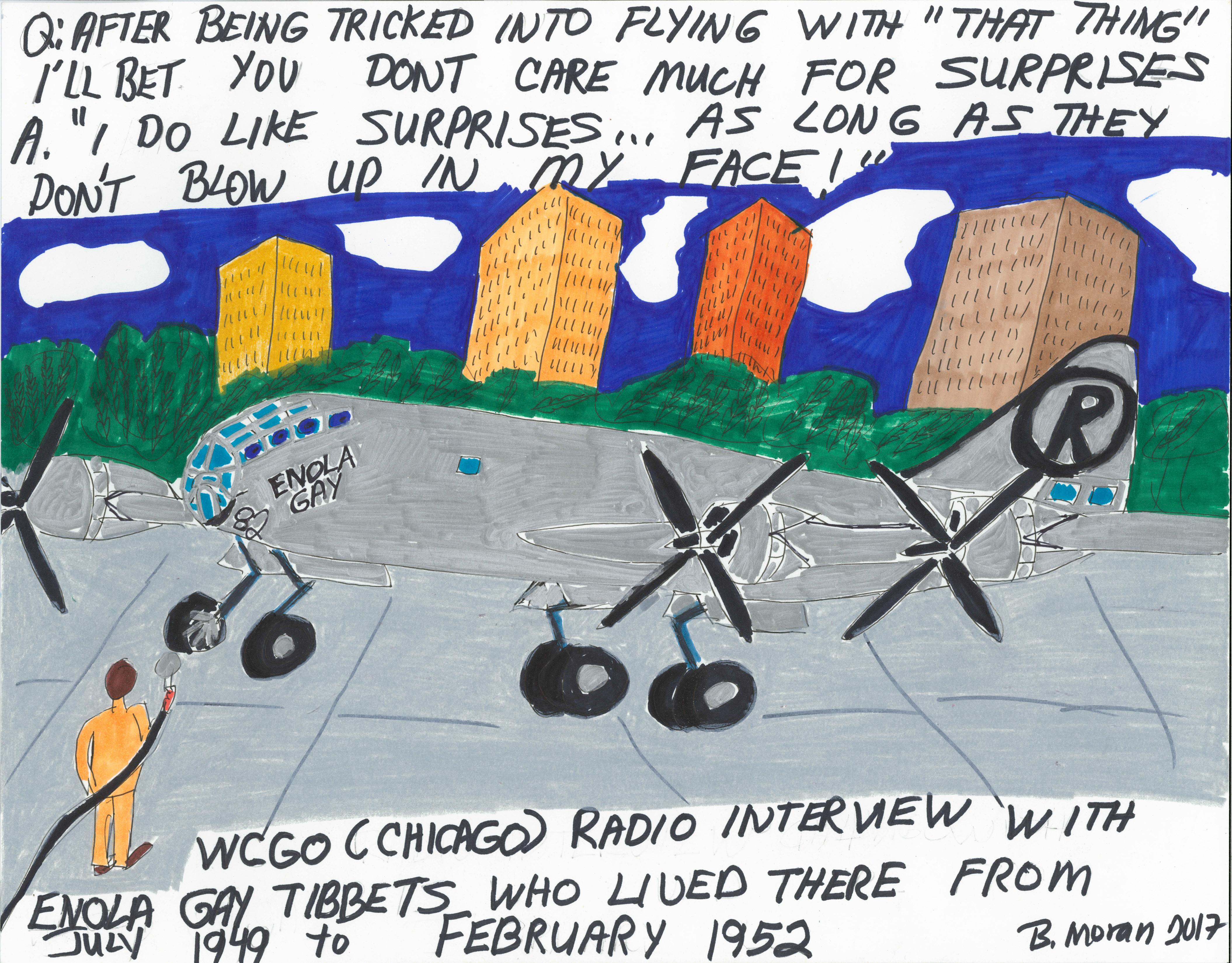 Moran, Barbara--Enola Gay - Autism Artism 2017